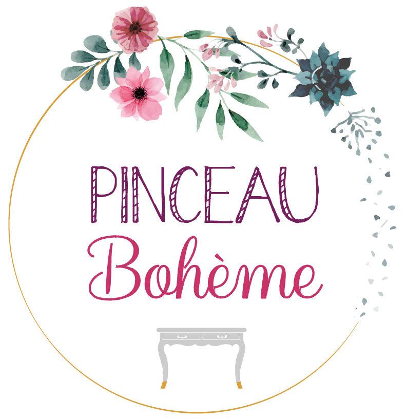 Logo Pinceau Bohème